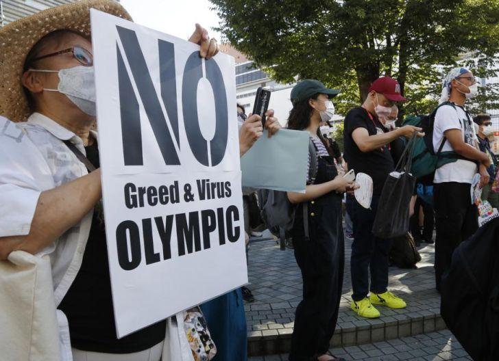 Photo of  Pesepakbola Afsel Positif Covid-19, Warga Tolak Olimpiade Tokyo