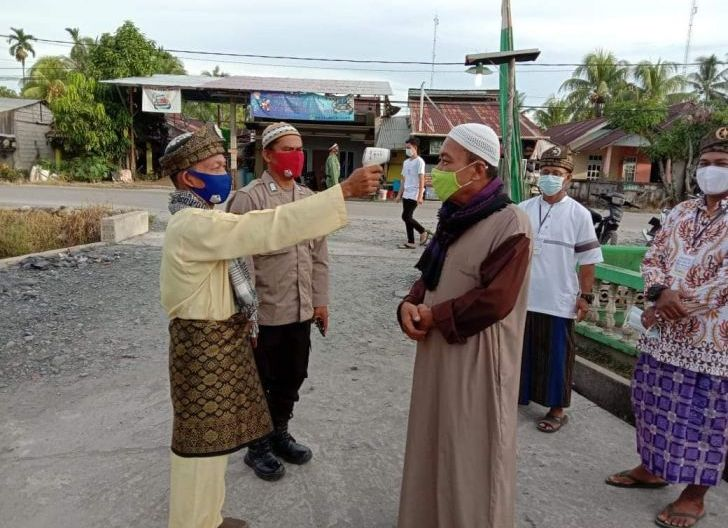 Photo of Daging Kurban Diantar Door to Door, Hindari Kerumunan Cegah Penyebaran Covid-19