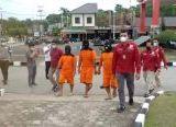 Photo of Ungkap Kasus Perdagangan Anak, Polres Sanggau Amankan 3 Tersangka