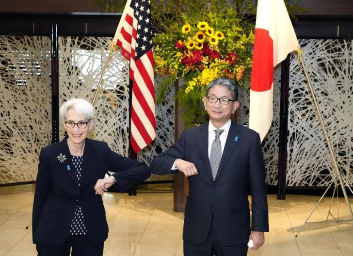 Photo of Menlu AS  ke Beijing: Dunia Internasional pun Tegang!
