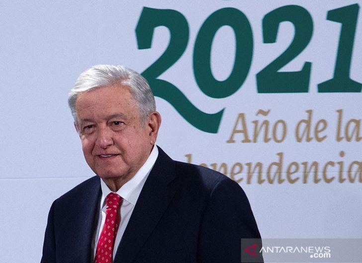 Photo of Presiden Meksiko Kecam Aksi Mata-Mata lewat Pegasus