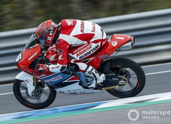 Photo of Mario Suryo Aji, Pembalap Astra Honda Racing Team Siap Tampil di Styria