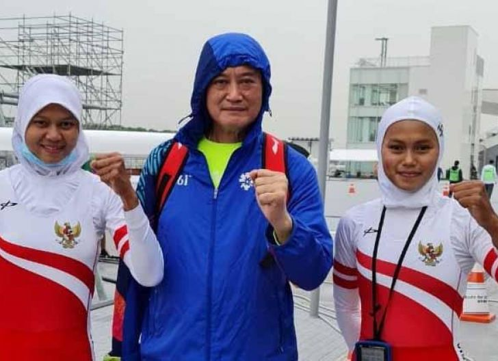 Photo of Kisah Dua Pedayung Cantik Duet Dadakan Bisa Tembus Olimpiade