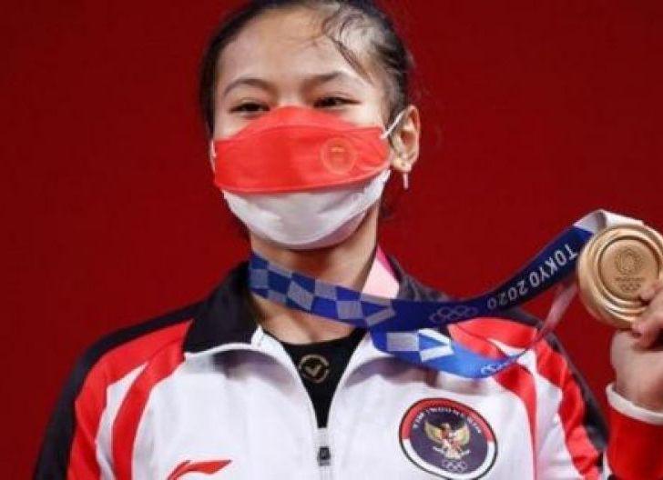 Photo of Ketua DPR Bangga Medali Pertama Olimpiade Tokyo Dipersembahkan Windy Cantika Aisah