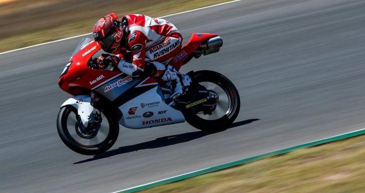 Ini Target Pembalap AHRT, Mario Suryo Aji di Sisa Musim CEV Moto3