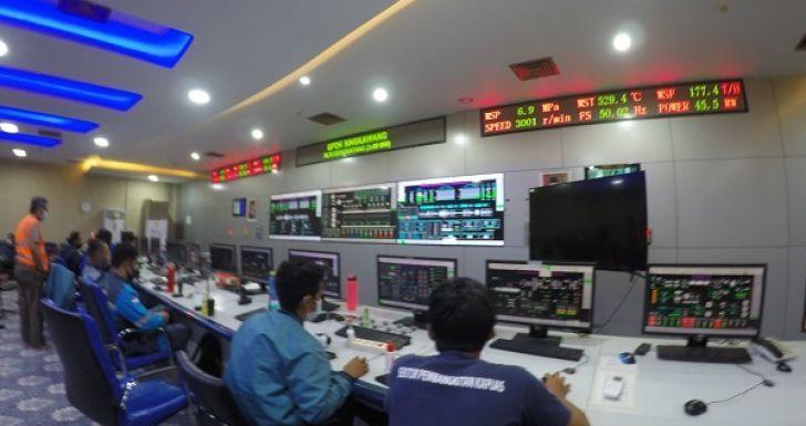 PLN Selesai Lakukan First Year Inspection pada Unit 2 PLTU Parit Baru Site Bengkayang