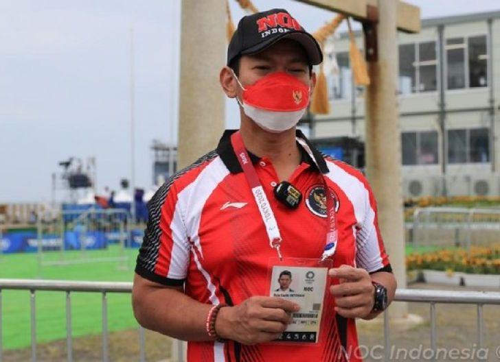 Photo of Ketum KOI, Raja Sapta Oktohari Bergerak di Tokyo, Indonesia Siap Jadi Tuan Rumah Kualifikasi Cabor Selancar Olimpiade 2024