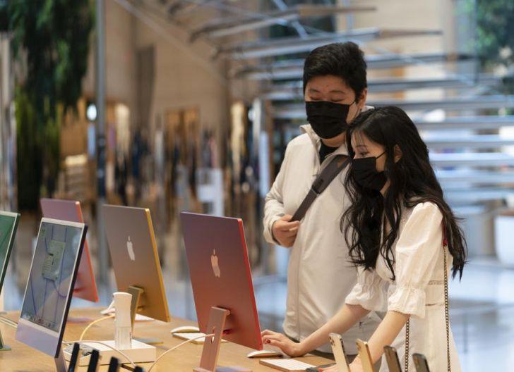 Photo of Google, Microsoft dan Apple Raih 50 Miliar Dolar AS: Rekor 'Gila' akibat Covid-19!