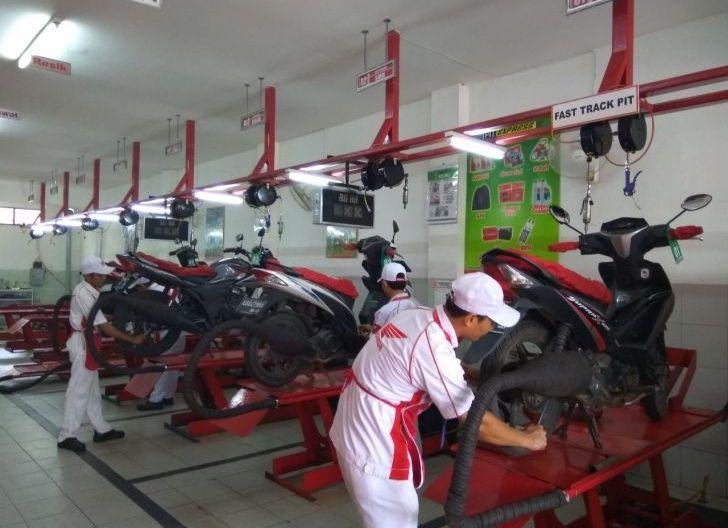 Photo of Servis Honda Gak Pakai Ribet dengan Aplikasi Motorku X