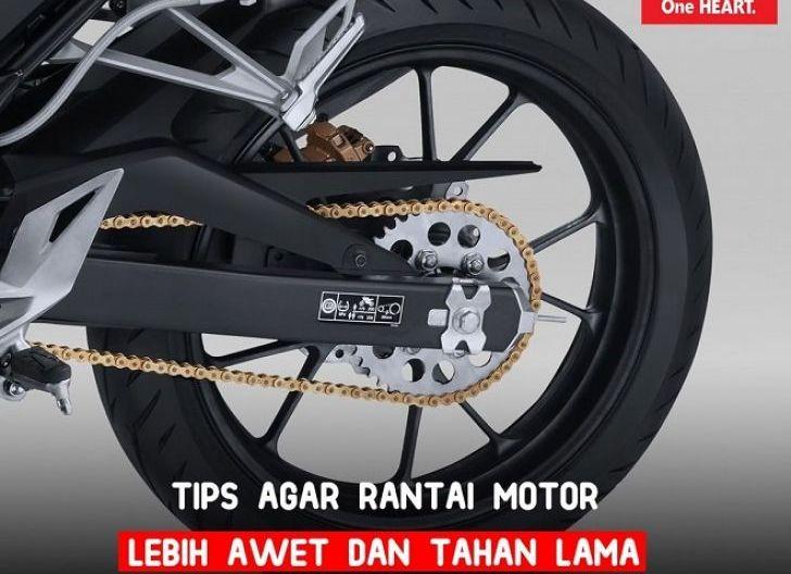 Photo of Ini Tips Biar Rantai Sepeda Motor Honda Tetap Awet dari Astra Motor Kalbar