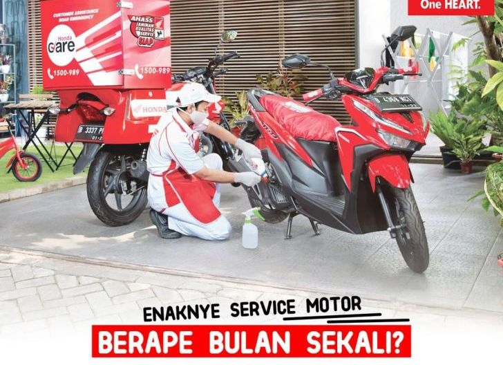 Photo of Mau Tahu Tentang Sepeda Motor Honda, Ini Solusi Praktis Gak Pakai Ribet dengan Motorku X