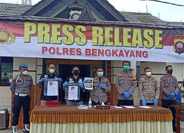 Photo of Polisi Tahan Oknum Kades terkait Dugaan Pungli