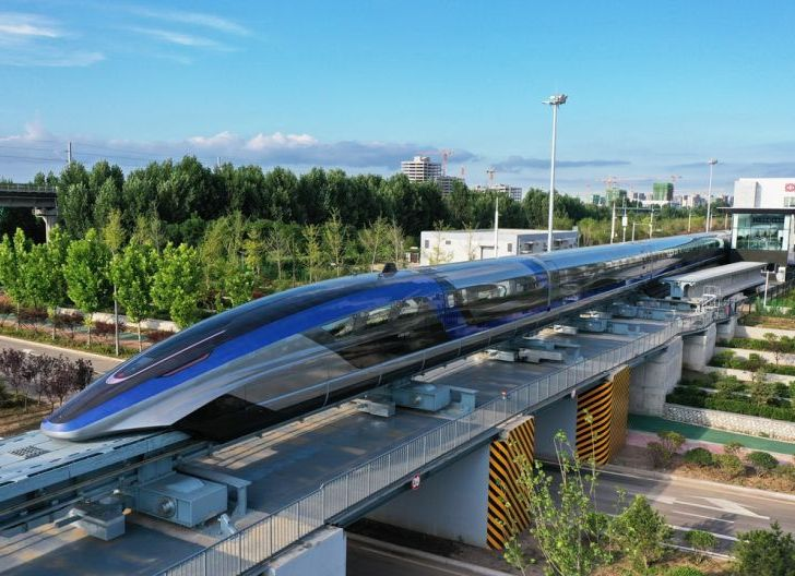 Photo of Tiongkok Sukses dengan Keajaiban Teknologi: Menuju Negara Sosialis Modern