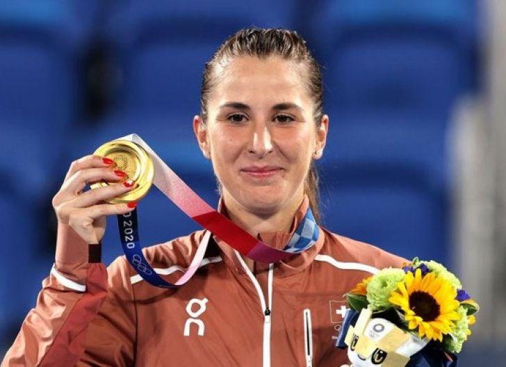 Photo of Medali Emas Sejarah Belinda Bencic di Olimpiade