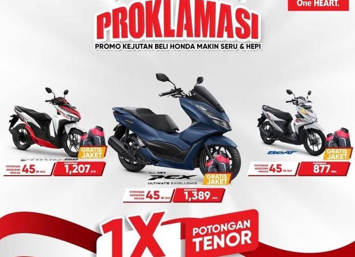 Photo of Promo Proklamasi Astra Motor untuk Wilayah Singkawang