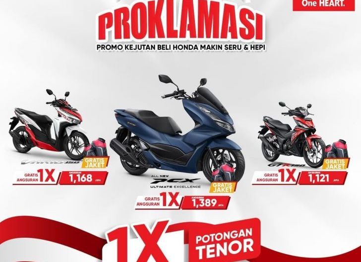 Photo of Warga Bengkayang, Manfaatkan Promo Proklamasi Astra Motor Kalbar
