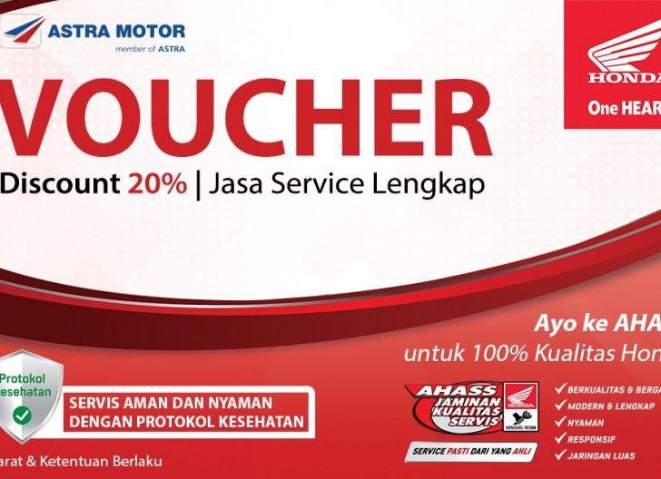 Photo of Gratis Cek Motor, Astra Motor Beri Penawaran Spesial Merdeka Bersama Ahass