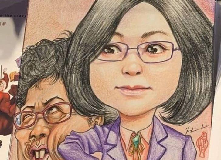 Photo of Presiden Tsai Ing-wen, 'Naga Betina' Taiwan yang Nekat Tantang Ancaman Tiongkok!