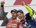 Dua Pembalap Gaek Asal Italia Digabungkan Tim Petronas Yamaha Racing