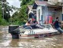 Sejumlah Kecamatan di Melawi Terendam Banjir