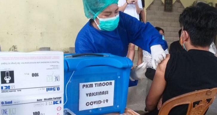 Pemerintah Beri Prioritas Vaksinasi di Lokasi PON XX Papua