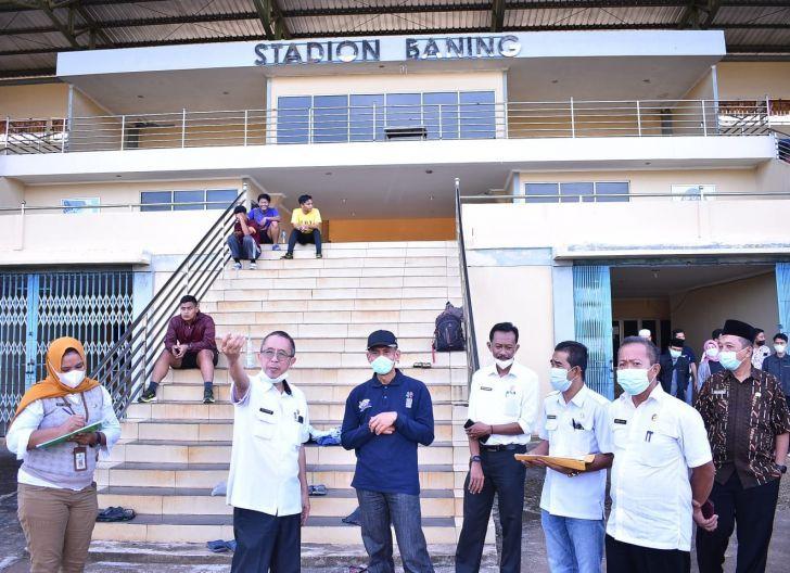 Photo of Ketum LPTQ Tinjau Kesiapan Lokasi MTQ XXIX di Sintang