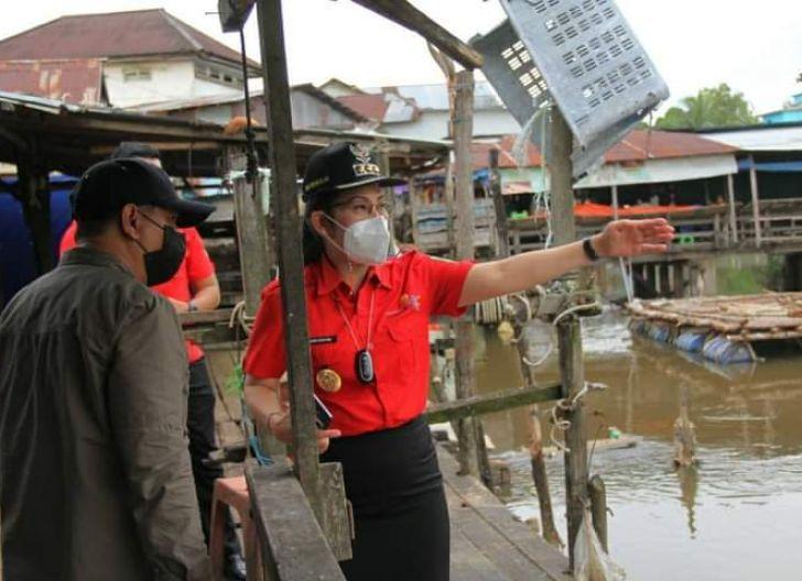 Photo of Pemkot Singkawang Surati Pemilik Bangunan Diatas Jalur Sungai
