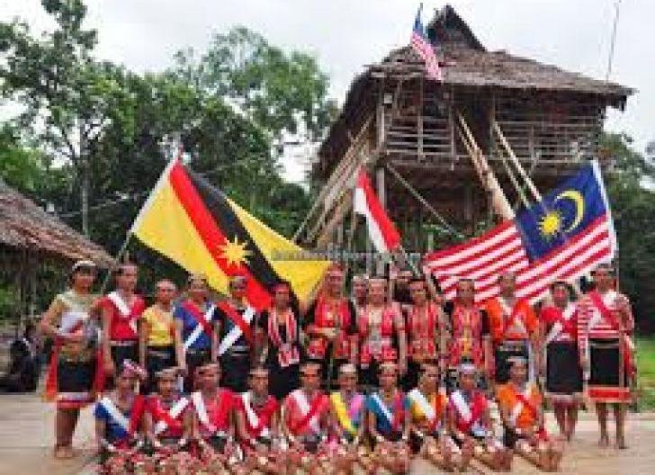 Photo of Geostrategi Lewat Religi Nibakng Dayak Bidayuh dalam Gepolitik Indonesia di Borneo