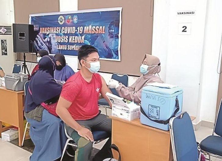 Photo of 112 Juta Dosis Vaksin Covid-19 Sudah Disuntikkan ke Masyarakat