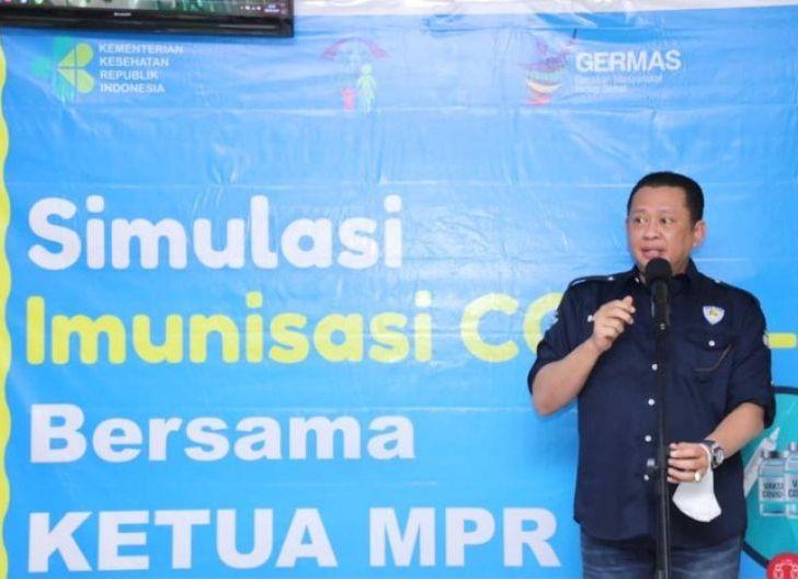 Photo of Minta Pemerintah Kaji Efektivitas Vaksin terhadap Varian Baru, Ketua MPR Terus Dukung Kemenkes