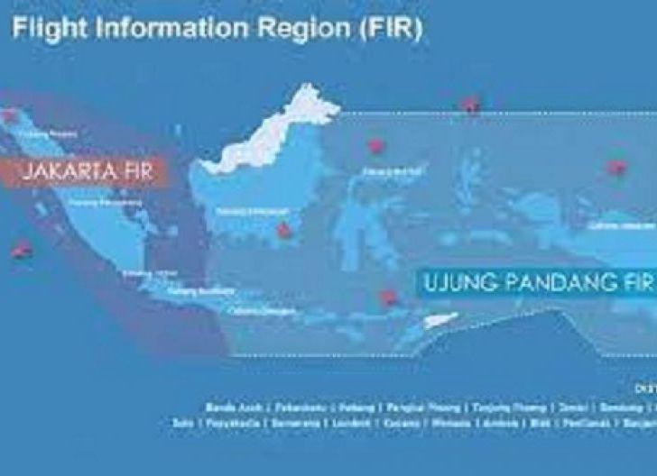 Photo of Jalur Udara Dikuasai Singapura, National Interest Pejabat Indonesia Rendah