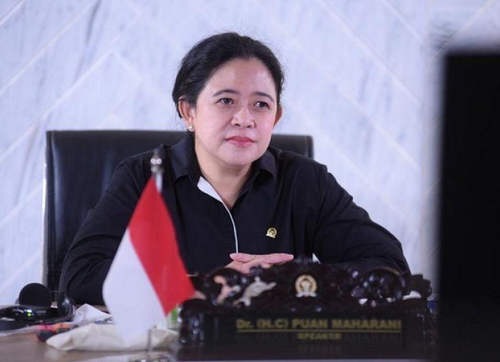 Photo of Ketua DPR Resmi Buka Parlemen Remaja 2021