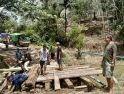 Jalan Provinsi Rusak Parah Anggaran Terancam Dipangkas, Masyarakat Tagih Janji Gubernur-Wagub