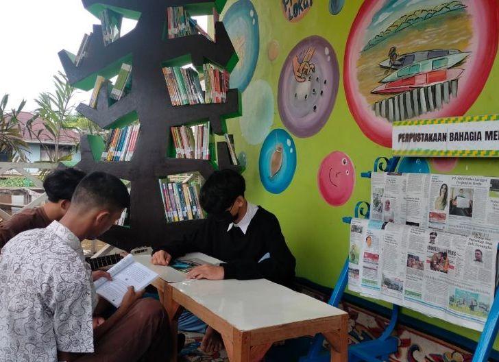 Photo of Perpustakaan Bahagia Mendawai Juara I Nasional