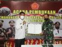 Kodam XII/Tpr Gelar TNI Manunggal Membangun Desa ke-112, Sinergi Bangun Negeri Lewat Pengabdian TNI AD di Pedesaan