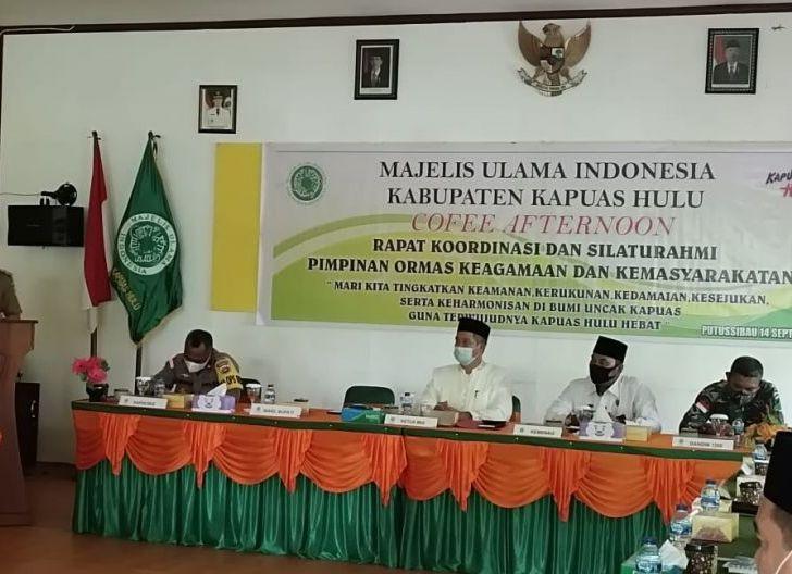 Photo of Ormas dan Tokoh Masyarakat Gelar Silaturahmi