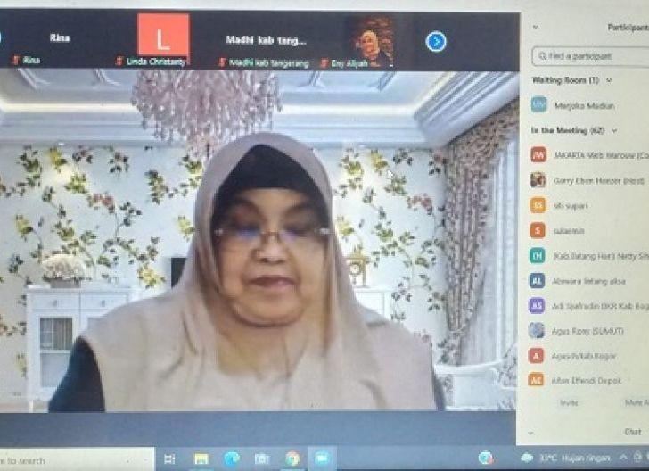 Photo of Siti Fadilah: Kita Perlu Bersiap Hadapi Ancaman Bencana  Megathrust dan Tsunami