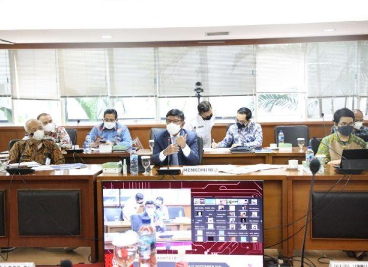 Photo of Komite I DPD RI Keluhkan Ribuan Desa dan Kelurahan Belum Terjangkau Internet 4G