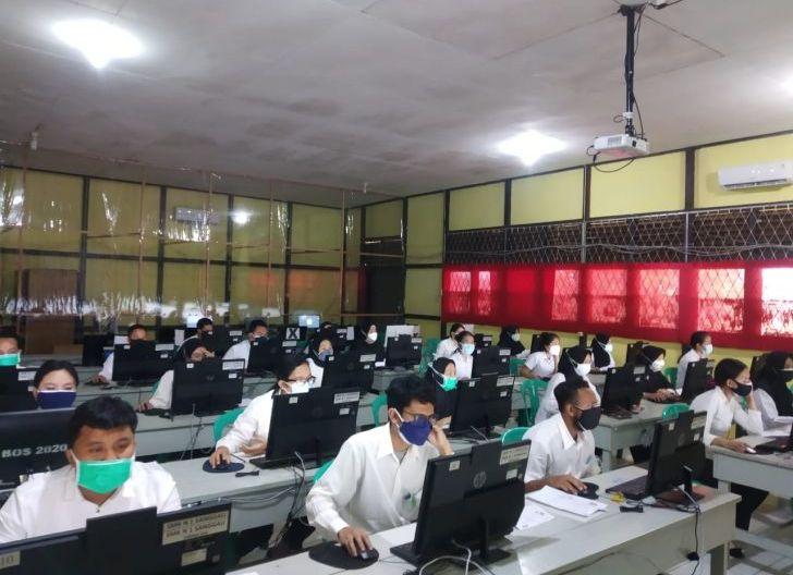Photo of Hari Pertama Tes SKD CPNS di Sanggau, Kepala BKPSDM: 20 Orang Tidak Hadir