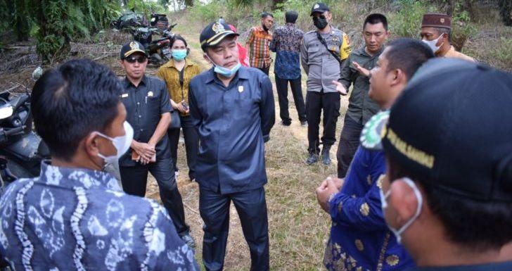 Dukung Pembentukan Desa Definitif, Pansus Tinjau Kesiapan Dua Desa Persiapan