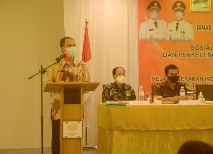Photo of Minta Kades dan Lurah Dukung Gerakan Sadar Administrasi Kependudukan