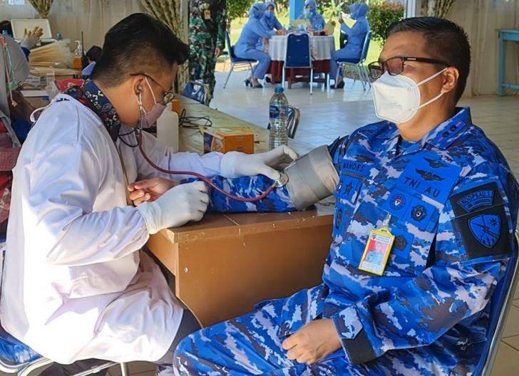 Photo of Lanud Had Gelar Donor Darah Dalam Rangka HUT TNI ke-76