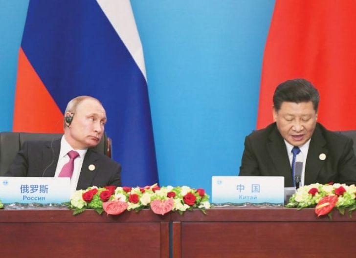 Photo of SCO jadi Aliansi Militer Shanghai: Bentukan Rusia-China Lawan Hegemoni AS