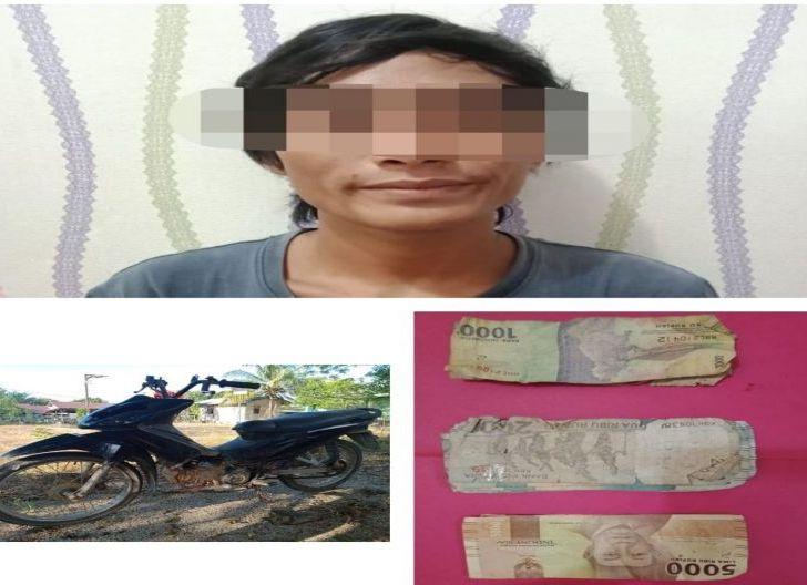 Photo of Residivis Dibekuk Polsek Kotabaru karena Curi Uang dan Motor