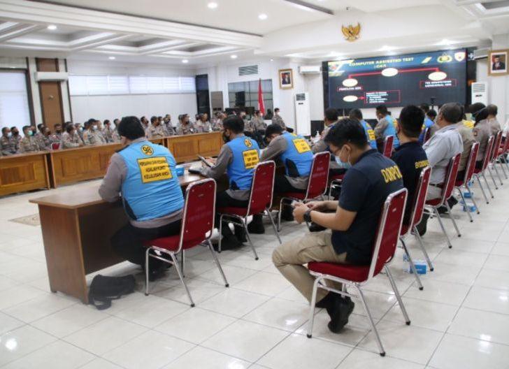 Photo of 70 Polisi Terpilih Seleksi Pendidikan Alih Golongan di Polda Kalbar