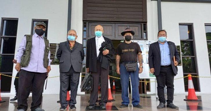 Terpidana Kiloy Warga Indonesia Ikuti Sidang Lanjutan 24 Nopember 2021 di Kuching