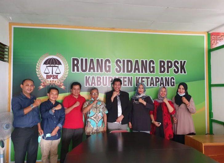 Photo of BPSK Ketapang Komitmen Bantu Masyarakat Selesaikan Sengketa Konsumen