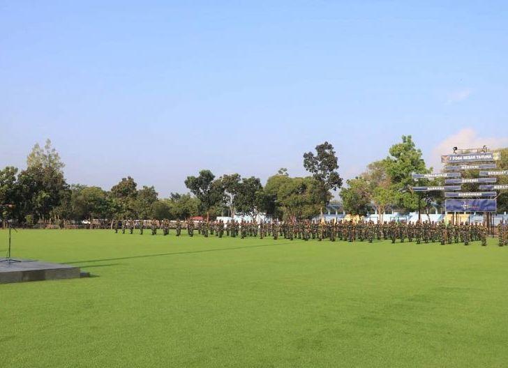 Photo of Latihan Wanatirta Karbol Tingkat III AAU Berjalan Sukses