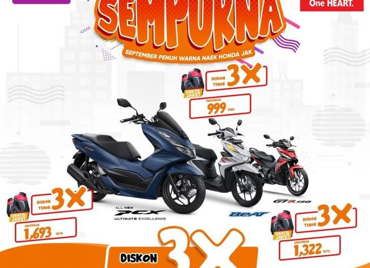 Photo of Gelar Promo Sempurna untuk Konsumen Ketapang, Astra Motor Kalbar Apresiasi Pelanggan