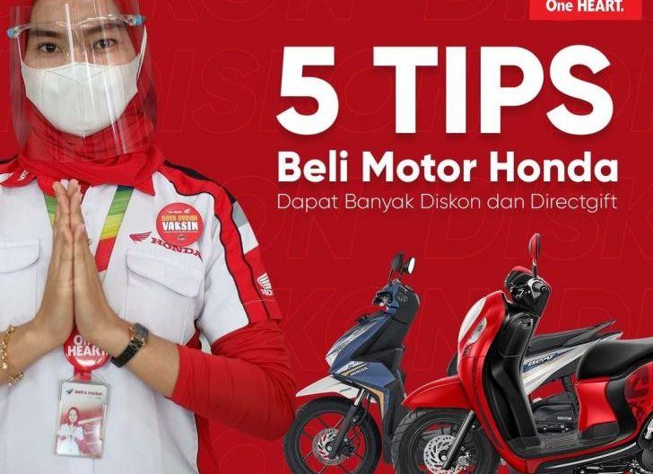 Photo of Astra Motor Kalbar Beri Lima Tips yang Mau Beli Motor Honda